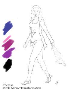 Theresa Sketch