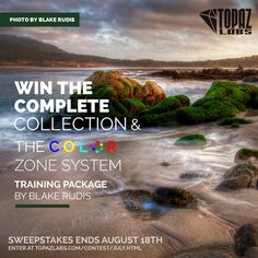 Enter to win the Complete Collection & Color Zone System training package by Blake Rudis