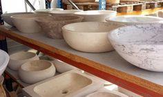 Lavabos de Mármol Nuevos  Lavabos de mármol nuevos, de elegante diseño, a una fracción de lo que costarían en cualquier tienda. Amplio stock para elegir.  Haz click aquí y hazte con el tuyo!!