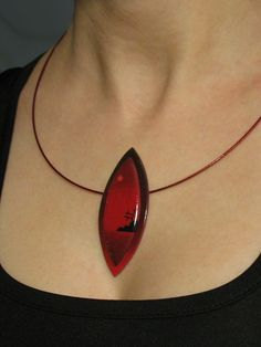 """Only a good mood! - Pendant """"Eastern Night ' ~ love it when artists share!"""