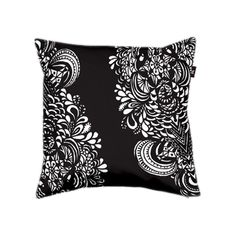 "Pillow/Cushion cover ""Thinking - b/w"" by Cally Creates €19.99 free shipping worldwide."