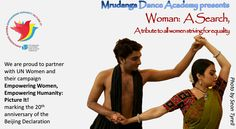 Mrudanga Dance Academy presents Woman: A Search! Dance Academy, March 21, Performing Arts, 20th Anniversary, Dance Music, Women Empowerment, Equality, Theater, Presents