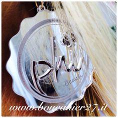 #phibeach earrings personalizzato da #boucanier27