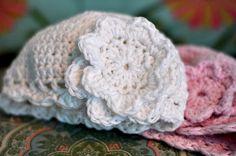 Cute crochet hat tutorial