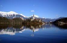 Os viajantes recomendam os melhores lugares para visitar em Eslovênia.