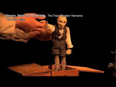 ▶ The International Festival of Puppet Theater in Jerusalem 2012 - YouTube Love the pop up book portion