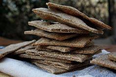 Crackers di segale e gomasio – Vegan blog – Ricette Vegan – Vegane – Cruelty Free