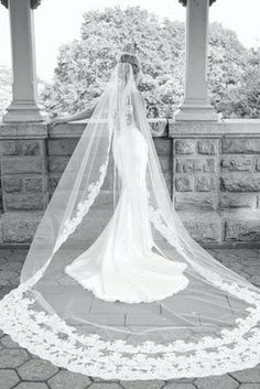 love the cathedral veil ecoromil
