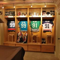 Hockey Design, Pictures, Remodel, Decor and Ideas - page 3