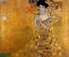 """""""Woman in Gold."""""""
