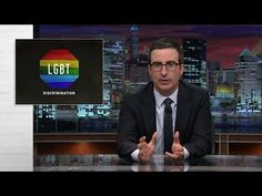 WATCH: John Oliver Rips Into Anti-LGBT Baker and GOP Bigots, Urges Congress to Pass Equal Rights Law | Alternet