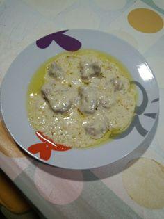 Cerdo con salsa de Cacahuetes para #Mycook http://www.mycook.es/receta/cerdo-con-salsa-de-cacahuetes/