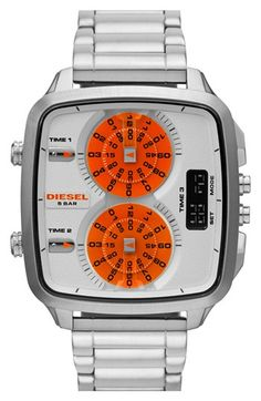Almost all DIESEL watch styles are sold here. Find great deals on Diesel watches, Diesel watches for men and women - Find the Lowest Prices in Canada. Diesel Watches For Men, Luxury Watches For Men, Aftershave, Cool Watches, Men's Watches, Trendy Watches, Unique Watches, Panerai Watches, Cheap Watches