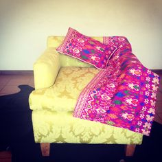 Ideas para tu sillón !!!