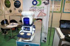 Radical Restaurants: Robo Cafe  - Foodista.com