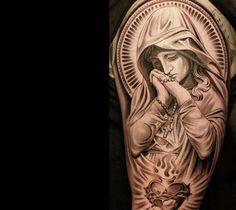 Tattoo Artist - Jun Cha, Los Angeles United States of America --- Find a more tattoo - www.worldtattoogallery.com