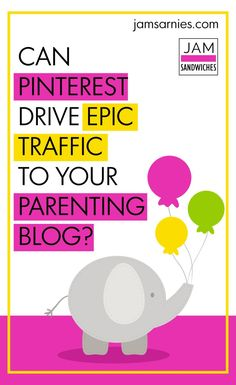 Can Pinterest really drive epic traffic to your parenting blog? I spoke to some UK parenting bloggers to find out and discover the secrets to success.