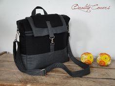 Convertible Backpack Laptop /Customizable par QUALITYcovers sur Etsy