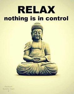 Nothing is in control