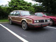 1984 Pontiac 6000 Wagon