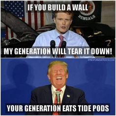 You're a drooling moron. Your generation doesn't know how to use a hammer!