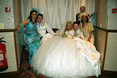 In Pictures Channel 4 S My Fat Gypsy Wedding