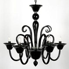 Black chandelier black chandelier chandeliers and bedrooms black chandelier buy one for cheap on craigslist and spray paint glossy black for aloadofball Image collections
