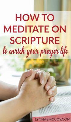 Meditating on script