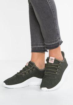 Chaussures adidas Originals TUBULAR SHADOW - Baskets basses - mystery green/core black/white vert foncé: 100,00 € chez Zalando (au 14/12/16). Livraison et retours gratuits et service client gratuit au 0800 915 207.