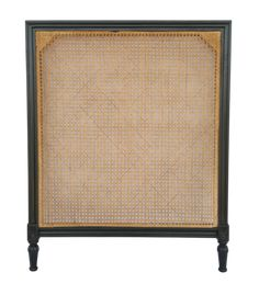 Wood Caned Kelty Headboard by Mintwood Home