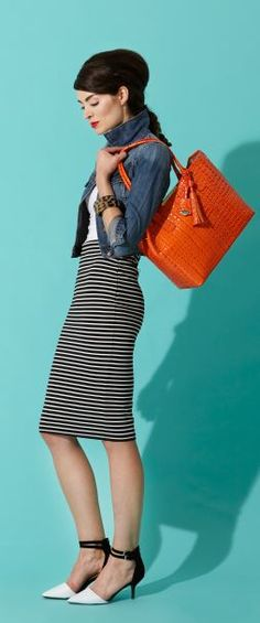 The #brahmin anytime tote. #summe2013
