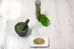 Kapuzinerkresse-Salz selber machen - Kreavida