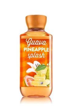 Guava Pineapple Splash Shea & Vitamin E Body Shower GEL Bath and Body Works