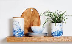 KITCHEN & DINING: Olsen tableware by Habitat101