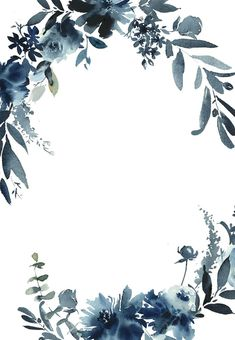 Indigo Flowers – Rehearsal Dinner Party Invitation Template (Free - Wedding World Dinner Party Invitations, Free Wedding Invitations, Engagement Party Invitations, Wedding Invitation Design, Engagement Invitation Template, Invitation Card Birthday, First Communion Invitations, Wedding Anniversary Invitations, Wedding Party Invites