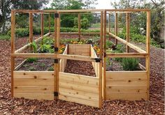 At 67 inches in total height, the mesh fencing will help your plants grow stronger and taller.easy to assemble, purchase it all in one, the Raised Garden Bed 8 x 12 and the Option!
