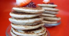 Plant Based Diet Recipes Plant-Based Pancakes