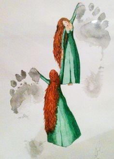 Las hadas verdes de mis pies