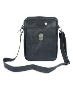 Ipadfodral från Nic & Mel - Cliff Ipadbag Black - Stayhard märkeskläder och mode online
