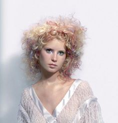 Behind The Chair - goldwell color blonde pastel
