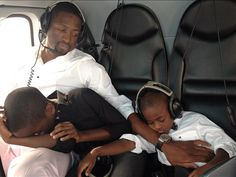 D. Wade and his sons