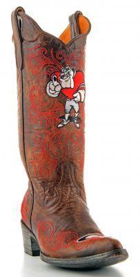 Womens UGA Boots