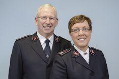 Esercito della Salvezza - Il Generale annuncia il prossimo Capo di Stato Maggiore
