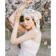 Bespoke Brides Top 13 Alternative and Quirky Bridal Veils