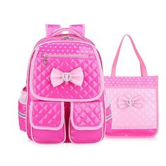 d72af0a719c7 Cute Girls Backpacks Kids Satchel Children Girl School Bags Waterproof Backpack  Child School Bag Mochila Escolar