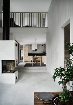 Contemporary Home Decor, read a snug yet super delightful ref number 1967399822 today. Beautiful Houses Interior, Beautiful Interiors, Living Room Inspiration, Home Decor Inspiration, Haus Am See, Pretty Room, Space Architecture, Contemporary Home Decor, Home Hacks