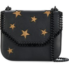 Stella McCartney star Falabella box shoulder bag