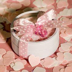 Bath Confetti Tins (pink)
