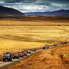 What about Patagonia. As far as road trips are concerned, this more than…