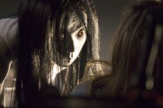 Japanese Horror films.  The Grudge
